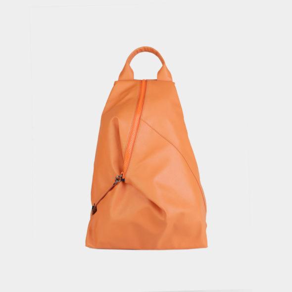 mochila minimal laranja diwo