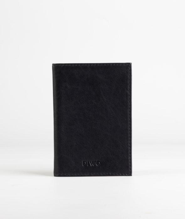 Porta passaporte couro